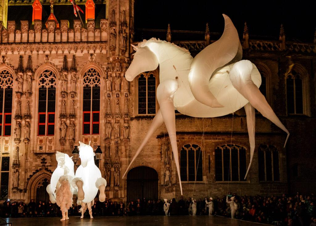 FierS à Cheval Bruges 7 Marc Van Canneyt