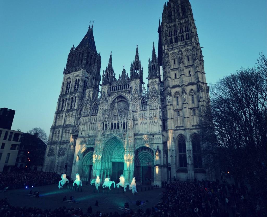 FierS à Cheval Rouen